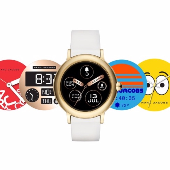 Marc Jacobs Accessories Marc Jacobs Riley Touchscreen Smartwatch Poshmark